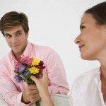 Cadeau de fleurs pour une femme