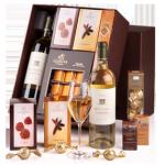 Des cadeaux et du vin